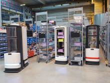 Pick-by-Robot: mit neuem Greifarm zur Revolution im Schuhlager