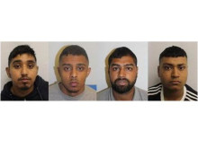 Group who attacked and stabbed a man in the middle of a busy street jailed