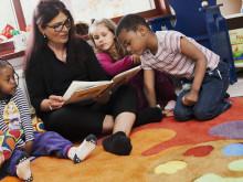 Elisabet Nord utsedd till förvaltningsdirektör för den nya förskoleförvaltningen som startar den 1 juli 2018