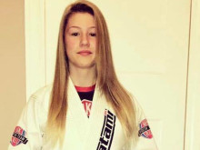 Top ranked UKBJJA junior athlete is on her way to America for the Pan Kids Jiu-Jitsu IBJJF Championship