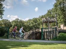Der Römerpark in Bergkamen