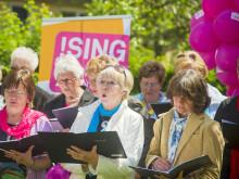 !SING – DAY OF SONG: Chöre für das große Abschlusskonzert gesucht