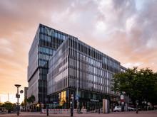Eröffnung Volksbank-Areal in Freiburg: ZÜBLIN war Generalunternehmen