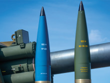 Two first variants of Nammo's new 155 mm ammunition