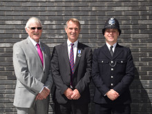 New Met recruit following in father and grandfather's footsteps