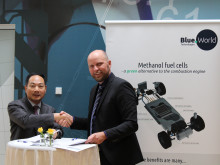 Blue World Technologies signs partnership agreement with world-leading supplier of intelligent production equipment