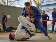 Nottingham University hosts the first ever UKBJJA University Brazilian Jiu Jitsu League Competition