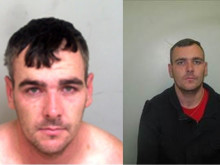 Police searching for man wanted in connection with Domestic Abuse offences