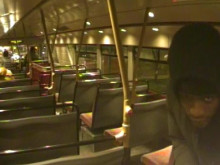 Appeal for information after attempted robbery on bus in Edmonton