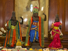 Antique idols to be returned to temple in India