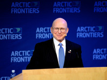 Admiral Robert J. Papp Jr., US Special representative for the Arctic returning to Arctic Frontiers 2016