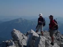 Hutting in the Tirol