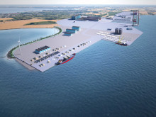 ZÜBLIN A/S and Jan de Nul win contract to expand LINDØ Port of Odense