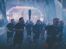 Nicht nur in Bremen, sondern auch in Aachen zählt der Nachtlauf jedes Jahr zahlreiche Teilnehmer.