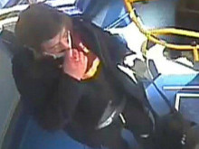 Image released of man sought following exposure incident on Islington bus
