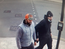 Appeal to identify men following robbery in Westminster