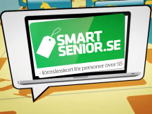 "Smart Senior vill locka yngre seniorer - sponsrar ""SverigeQuizen"" i TV4"