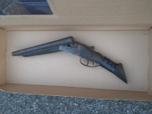 Officers recover shotgun after searching abandoned vehicles in Dagenham