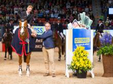 City Gross förlänger sitt sponsorskap med Gothenburg Horse Show