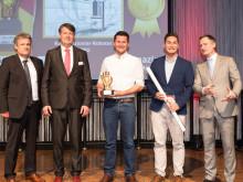 Magazino gewinnt Handling Award 2017