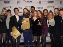 Mynewsdesk Wins Gold & Silver At Spinn Awards