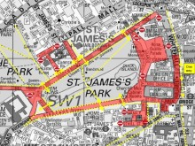 Road closures in London ahead of NATO Leaders' meeting