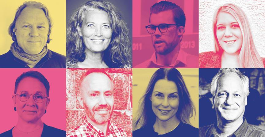 Talarna på Nordic ConTech Talks