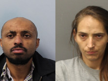 Pair jailed for cowardly cashpoint robberies in east London