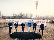 ZÜBLIN starts construction on Elbterrassen III housing project in Geesthacht