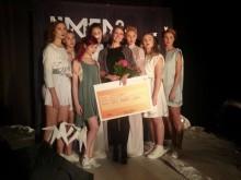 Vinnare av Umeå Fashion Week Award: Amanda Eliasson