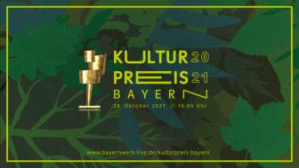 Kulturpreis Bayern für besondere Leistungen in Kunst und Wissenschaft