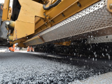 STRABAG baut Demonstrationsstrecke mit schadstoffminderndem ClAir Asphalt
