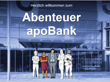 Banking mal anders
