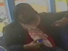 Image released of man sought following Cricklewood bus incidents