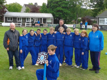 New Elgin wins Kids Kwik Cricket Festival