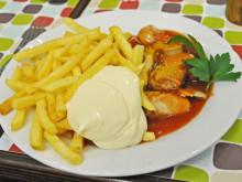 Currywurst - ProfiGrill, Bochum