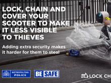 Lock, Chain, Cover