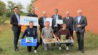 Auszeichnung für vorbildliche Energie- und Klimaschutzprojekte in Oberfranken