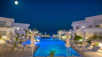 En övernattning på Lani's Suites Deluxe på Lanzarote får vilken semester som helst att kännas extra romantisk. Foto: Canary Islands Tourism.