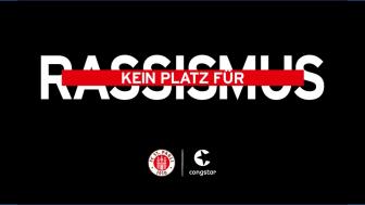 Für Vielfalt: congstar und der FC St. Pauli gemeinsam gegen Ausgrenzung