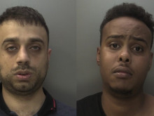 Two men jailed for drugs offences