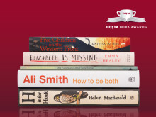 William Hill Releases Latest Odds for Costa Book of the Year