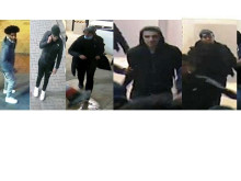 Images issued of males sought following Wembley assault