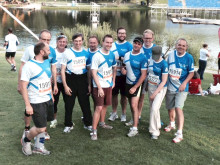 B2RUN: Allgeier Company Team in München