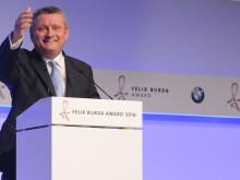 Ausschreibungsfrist verlängert. Felix Burda Stiftung nimmt Bewerbungen zum Felix Burda Award 2017 noch bis 9.Januar 2017 entgegen.