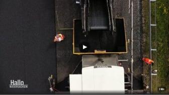 STRABAG übergibt Turbo-Baustelle auf der A2 in Rekordzeit