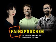 FAIRsprochen Podcast mit Martin Drust (FC St. Pauli) und Benjamin Adrion (Viva con Agua)