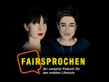 FAIRsprochen Podcast mit Journalistin und Moderation Dunja Hayali