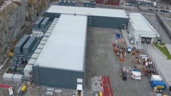 DC3-Oslo Site with 2nd extension