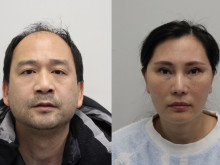 Married couple convicted of trafficking women